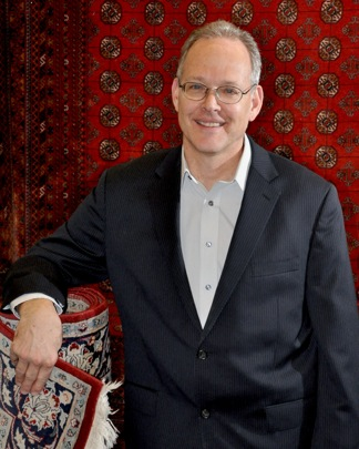 Picture of Imperial Rug Cleaning owner Dave Gerke
