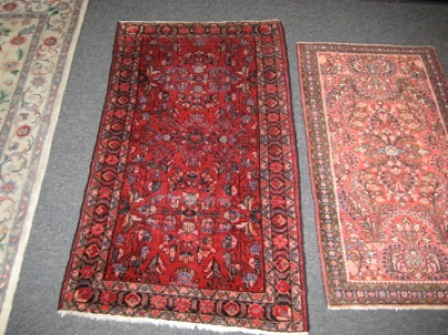Picture of three rug runners